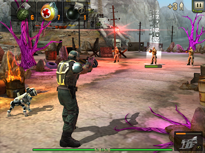 Evolution: Battle for Utopia. Shooting games free Screenshot