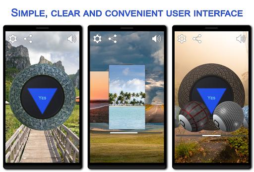 Magic 8 Ball 3D 1.0.1216 screenshots 4
