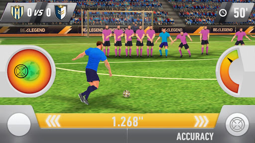 Be A Legend: Real Soccer Champions Game  screenshots 1