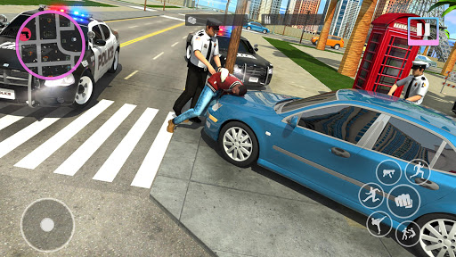 Grand City Robbery Crime Mafia Gangster Kill Game 1.7 Screenshots 10