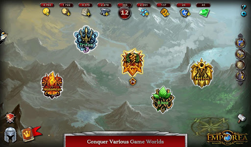 Emporea: Real-time Multiplayer War Strategy Game 0.2.188 de.gamequotes.net 5
