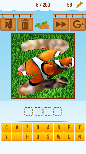 Scratch and guess the animal  screenshots 5