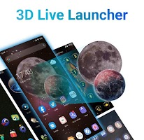 3D Launcher - Your Perfect 3D Live Launcher