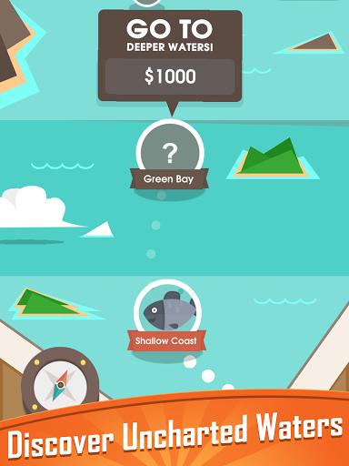 Hooked Inc: Fisher Tycoon  screenshots 12