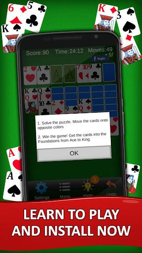 ♠ Solitaire ♣ screenshots 3