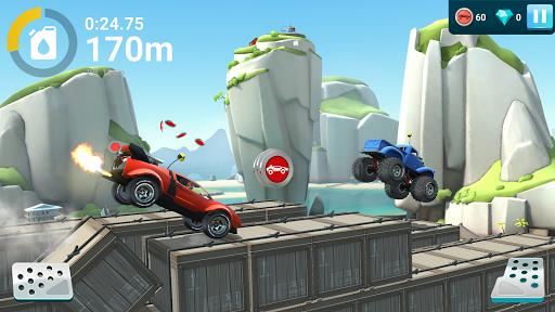 Télécharger MMX Hill Dash 2: monster trucks, voitures & motos apk mod screenshots 4