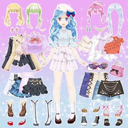 Princess Idol Star : アニメのキャラクターメーカー