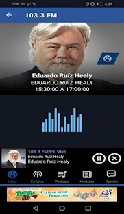 Radio Fórmula Screenshot