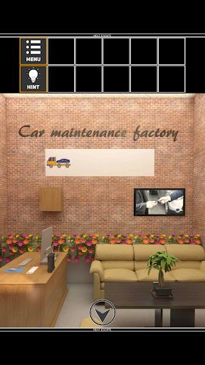Escape game: Car maintenance factory 1.20 screenshots 5