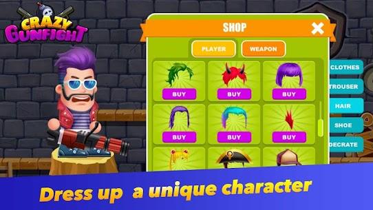 Crazy Gun Fight Hack Online [Android & iOS] 5