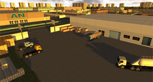Heavy Truck Simulator  Screenshots 6