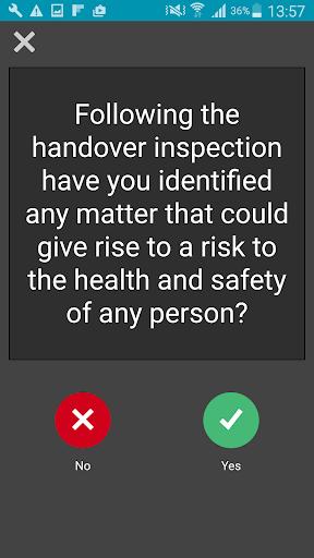smart handover screenshot 3