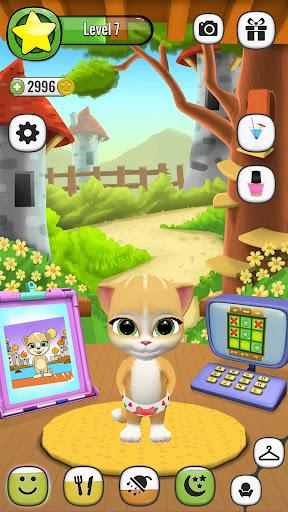 Emma the Cat - My Talking Virtual Pet 2.9 screenshots 5