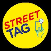Street Tag Walk and Earn Rewards