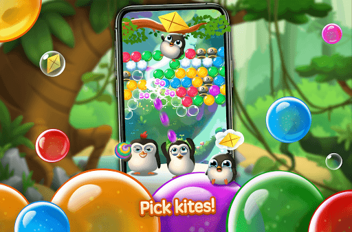 Bubble Penguin Friends 1.5.0 screenshots 8