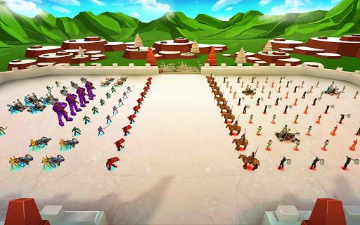 Epic Battle Simulator apkmr screenshots 1