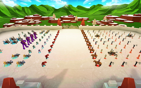 Epic Battle Simulator MOD (Unlimited Diamonds/Unlocked) 1
