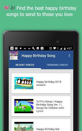 ud83cudf89 Happy Birthday Songs ud83cudfb6 android2mod screenshots 7