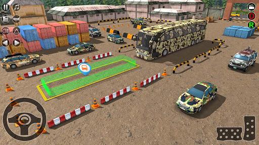 Army Bus Transporter Simulator 2020  screenshots 4
