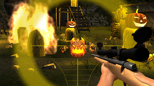 monster killing sniper city shooting strike 2020 screenshot 3
