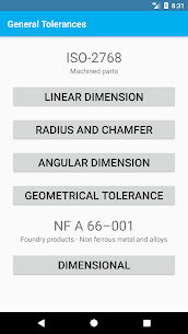 General Tolerances  Apps For Pc, Windows 7/8/10 And Mac – Free Download 2020 1