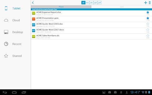 Docs To Go Mod Apk Free Office Suite (Premium Unlocked) 9