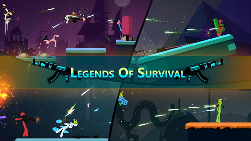 Stickman Fighter Infinity 1.32 screenshots 3