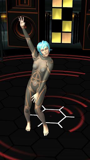 my virtual girl, pocket girlfriend in 3d screenshot 3