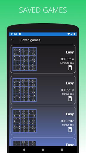 SUDOKU - Offline Free Classic Sudoku 2021 Games  screenshots 3