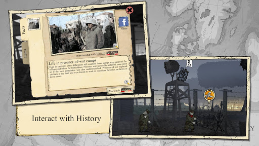 Valiant Hearts The Great War 1.0.1 screenshots 5