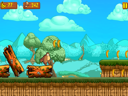 Banana King Kong - Super Jungle Adventure Run 3.1 screenshots 16