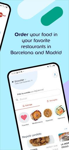 MyEdenred ES: Ticket Restaurant, order food & more apktram screenshots 3
