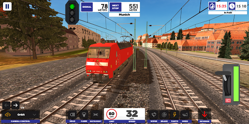Télécharger Gratuit Euro Train Simulator 2 apk mod screenshots 1