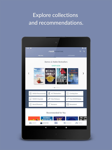 NOOK: Read eBooks & Magazines 5.3.1.14 Screenshots 7