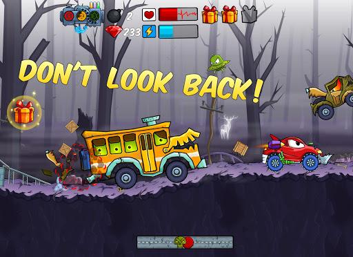 Car Eats Car - Apocalypse Racing 2.9 Screenshots 2