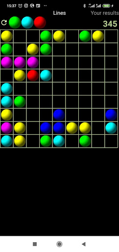 Lines game 2.0.8 screenshots 2