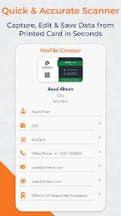 Business Card Scanner & Reader – Scan & Organize (PREMIUM) 4.5365 Apk 5