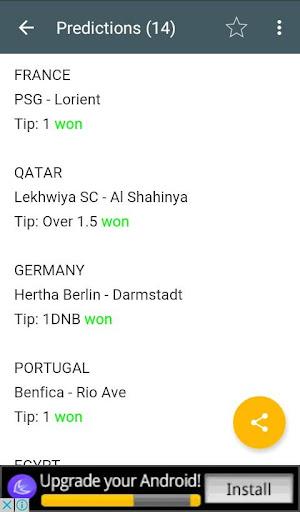 betawinners - betting tips screenshot 3