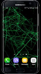 Particles Plexus FX Wallpaper APK 2