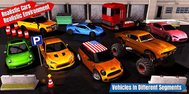 Dr. Parker : Real car parking simulation 14 screenshots 1