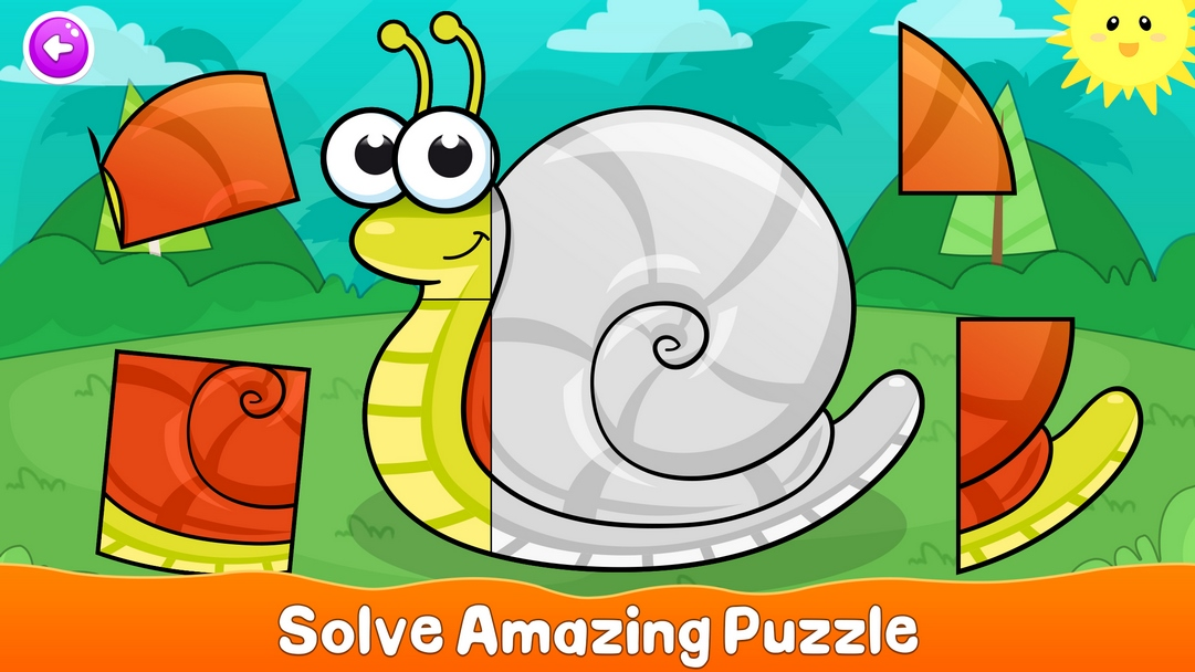 Toddler Puzzle Games screenshot 6