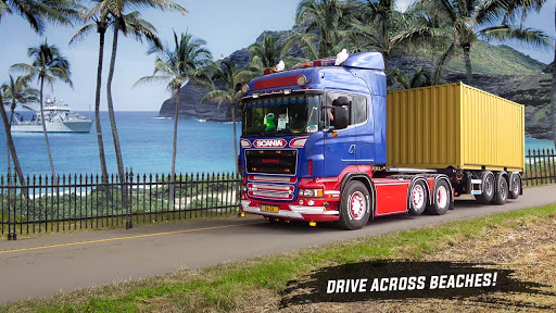 American truck driver simulator: USA Euro Truck screenshots 14
