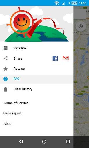 Fake GPS Location - Hola 1.170.726 Screenshots 4