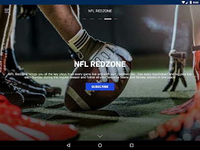 NFL Game Pass International 8