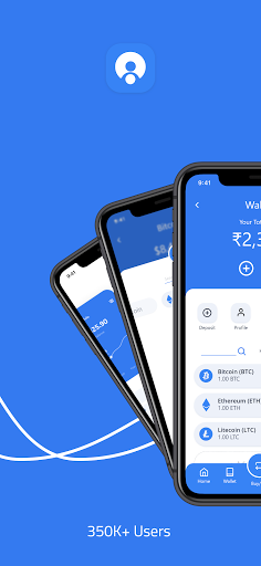 BuyUcoin : Crypto Wallet to Buy/Sell Bitcoin India apktram screenshots 1