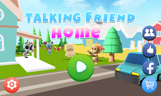 Talking Friend Home 1.1.4 screenshots 1