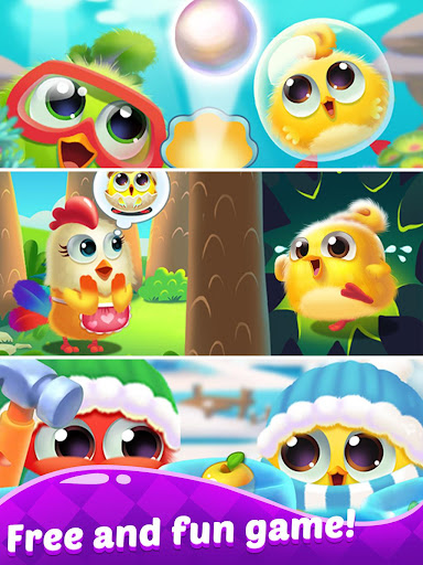 Puzzle Wings: match 3 games 2.0.7 screenshots 21