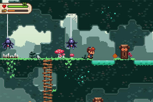Evoland 2 modavailable screenshots 1