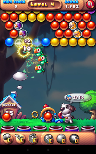 Bubble Bird Rescue  screenshots 12