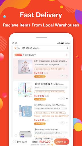 Fingo - Online Shopping Mall & Cashback Official 3.1.80 Screenshots 5